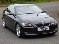 Mint 2007 BMW 335d se auto Coupe, M3, Quattro,one owner,trade in considered, credit cards accepted,