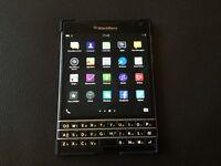 Blackberry Passport 32GB Black Sim Free Hardly Used