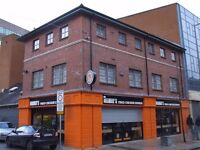 Flat 2, 3 Strand Road, lovely 1 bedroom city centre flat