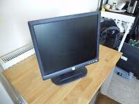 17'' DELL Monitor, Screen for sale