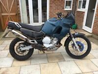 Yamaha XTZ 750 Super Ténéré Adventure bike project