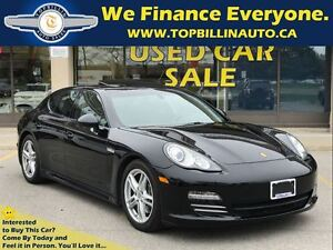 2011 Porsche Panamera 4 AWD, Fully Loaded, Only 55 Kms
