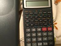 Casio fx-992s scientific calculator