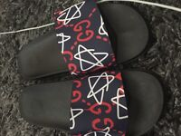 Brand New GucciGhost Slippers Size 8