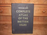 The Readers Digest Complete Atlas of the British Isles.