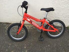 Child 's bike