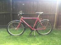 Man's Holdsworth mountain bike