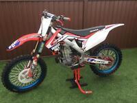 Honda crf 450 2011