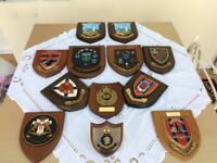 Militaria - Sqn plaques
