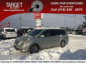 2007 Honda Odyssey EX Low Kms Very Clean and More !!!!