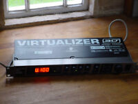 Behringer FX2000 Virtualizer 3D Multi Effects Processor