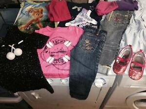 Lot vêtements 3 à 10 ans Geox, Gap, Tommy, Zara, Souris Mini... Gatineau Ottawa / Gatineau Area image 1