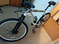 Mens Claud Butler Mountain bike for sale.