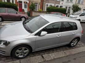 Volkswagen Golf 1.4 TSI (Silver) - looking for a new home