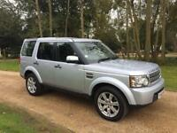 LAND ROVER DISCOVERY GS SDV6 AUTOMATIC 7 SEATER PART EXCHANGE MOST WELCOME WITH ANY CAR
