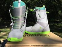 Burton Moto Snowboard Boots - UK9