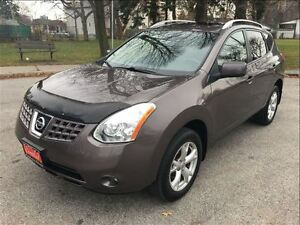 2009 Nissan Rogue LEATHER SUNROOF - 4X4