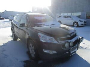 2009 Chevrolet Traverse Limited   NAV   Sunroof   DVD   Leather