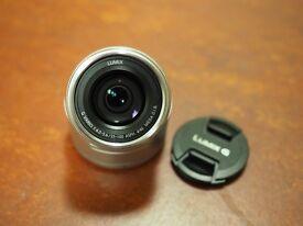 Panasonic 35-100mm f/4.0-5.6 Lens (Silver)