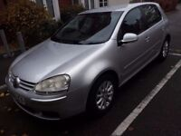 VW GOLF 2007 1.6CC AUTOMATIC. PRICED TO SELL.