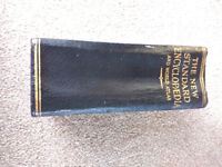 Odhams Press 1932 The New Standard Encyclopaedia and World Atlas by Reverend C A