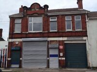 REGIONAL HOMES ARE PLEASED TO OFFER THIS COMMERCIAL UNIT: BRIGHT STREET, WEDNESBURY!!!!