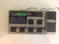 DIGITECH GNX2 MULTI EFFECTS GUITAR PEDAL