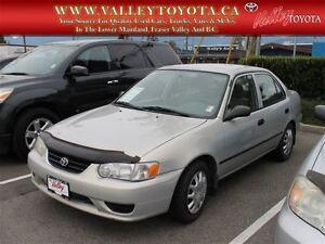 2001 Toyota Corolla CE Fixer-Upper (#335)