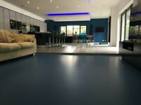 Bespoke Polished Concrete Flooring Micro Cement Screed UK