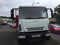 IVECO DROPSIDE LORRY
