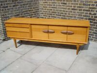 FREE DELIVERY Retro Sideboard Vintage Furniture