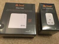 Hive Active Hub & Active Plug