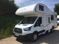 Roller Team Zefiro 675 - 9500 miles - extras include drivers pack, upgraded interior, heated tank.