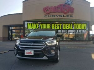 2017 Ford Escape SE PANO ROOF H-TED SEATS REAR CAM ALLOYS
