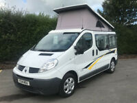 2014 Renault Reimo Elevating Roof 2.0 115bhp PAS