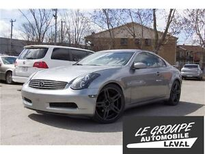 2003 Infiniti G35 Base/Toit Ouvrant/Cuir