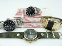 Cash for you Rolex , Breitling , Omega , Jaeger , Panerai or Heuer Watch in 24 Hours