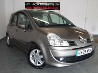 RENAULT GRAND MODUS 1.1 DYNAMIQUE TCE 5d 100 BHP VERY LOW MILES (beige) 2009