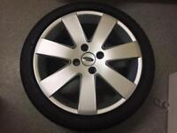Ford Fiesta Alloy Wheel 215/40/R17