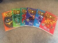 Beast Quest Books Series 1