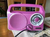 Pink Optimum radio