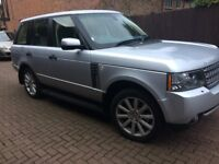 RANGE ROVER VOGUE 201 MODEL FULLY LOADED AUTOBIOGRAPY SPEC DIESEL AUTOMATIC