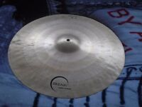 """Dream Bliss made in wuhan 20"""" Crash ride cymbal"""