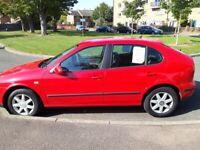 Seat, LEON, Hatchback, 2005, Manual, 1390 (cc), 5 doors 114 000 miles
