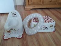 Potty set for sale