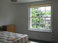 Lovely 1 bedroom flat in period building, close to central London.