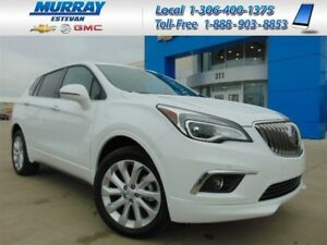 2018 Buick Envision *Moonroof *Heated front/rear seats *Driver c