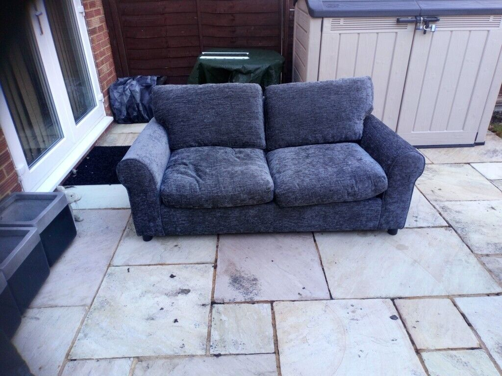 Wondrous 2 Seater Sofa Bed Argos Home Tammy 2 Seater Fabric Sofa Bed Charcoal 180 00 Ono In Yateley Hampshire Gumtree Machost Co Dining Chair Design Ideas Machostcouk