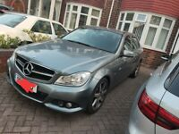 Mercedes-Benz, C CLASS, Saloon, 2011, Manual, 2143 (cc), 4 doors