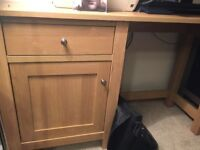 Desk from Next Malvern range worth £250. Sell for £50 to good home